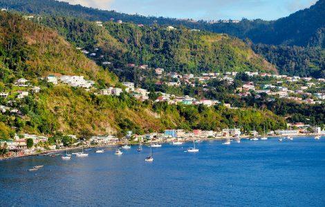 île de la Dominique