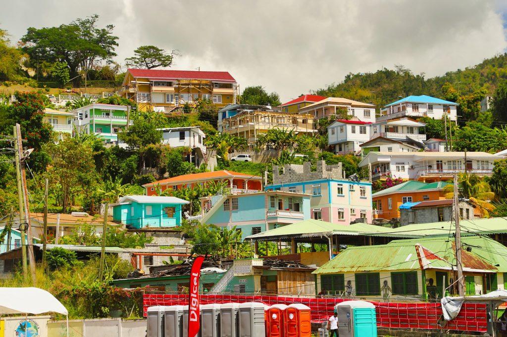 incontournable de l'île dominique