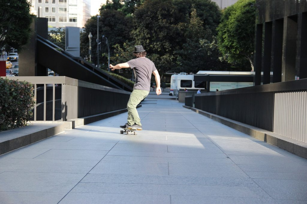 achat skateboard