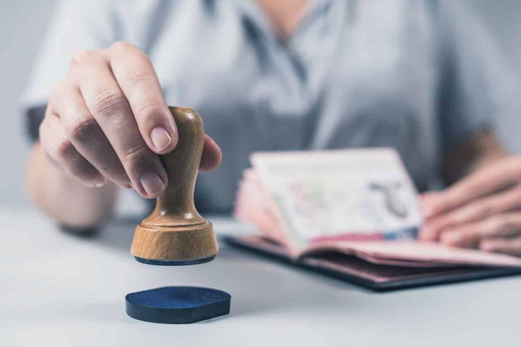 Visa touristique France prix